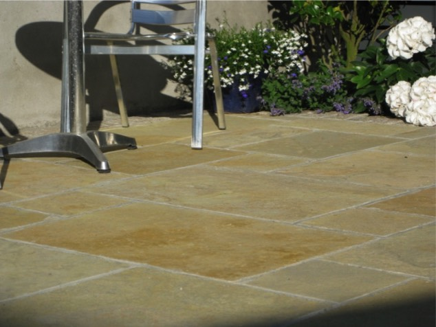 Kota Yellow Paving