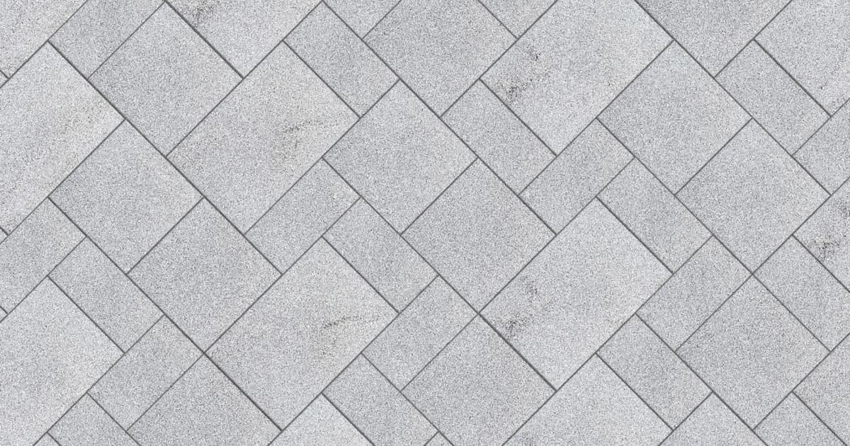 Granite Paving Silver
