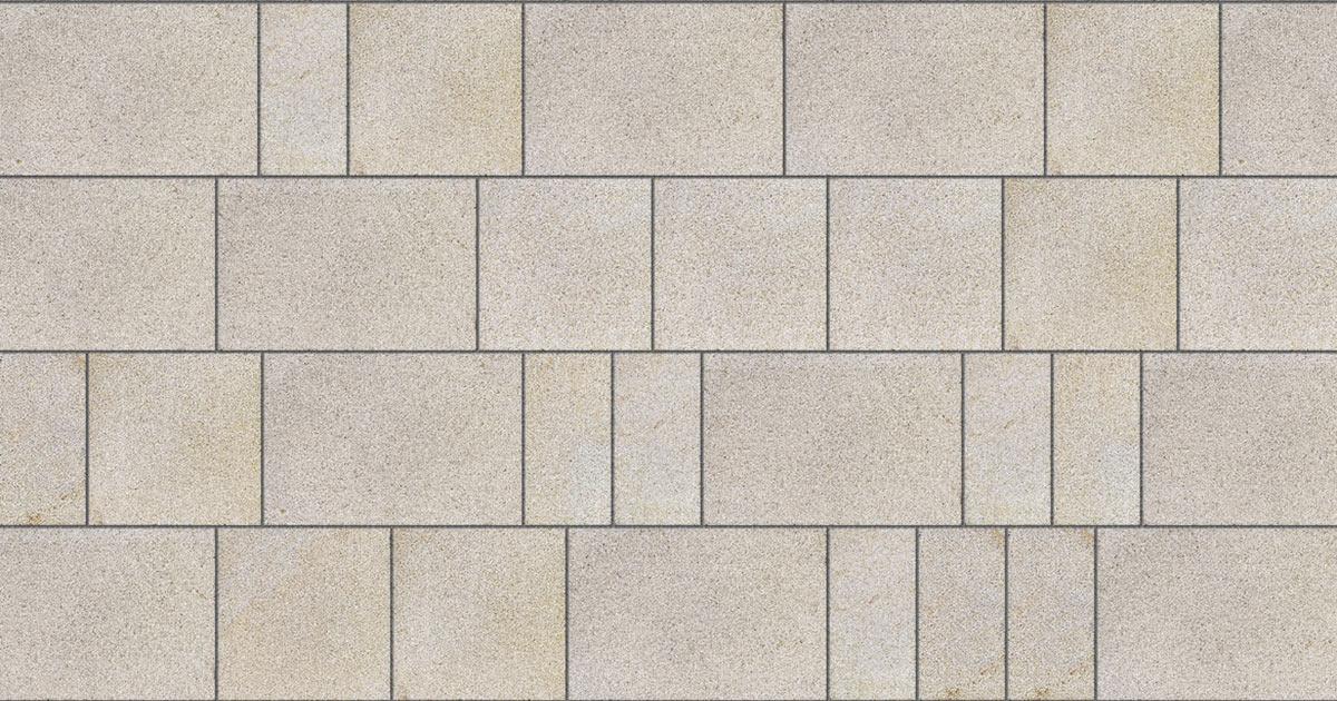 Granite Paving Oatmeal
