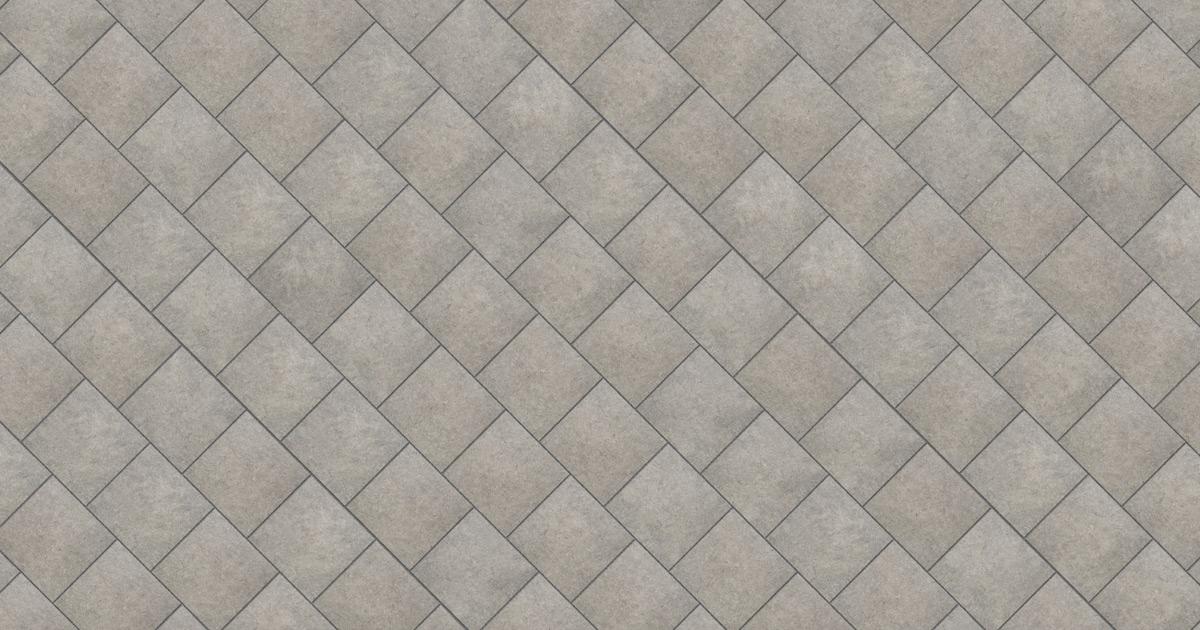 Porcelain Paving Stone Grey